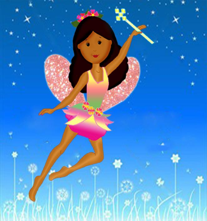 Positive Images of African American girls - Pretty Pixie: Starr